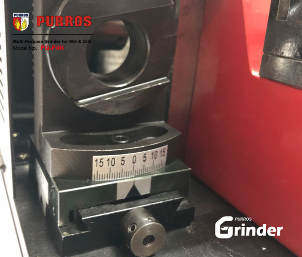 PURROS PG-F4N Complex Grinder for Mill and Drill